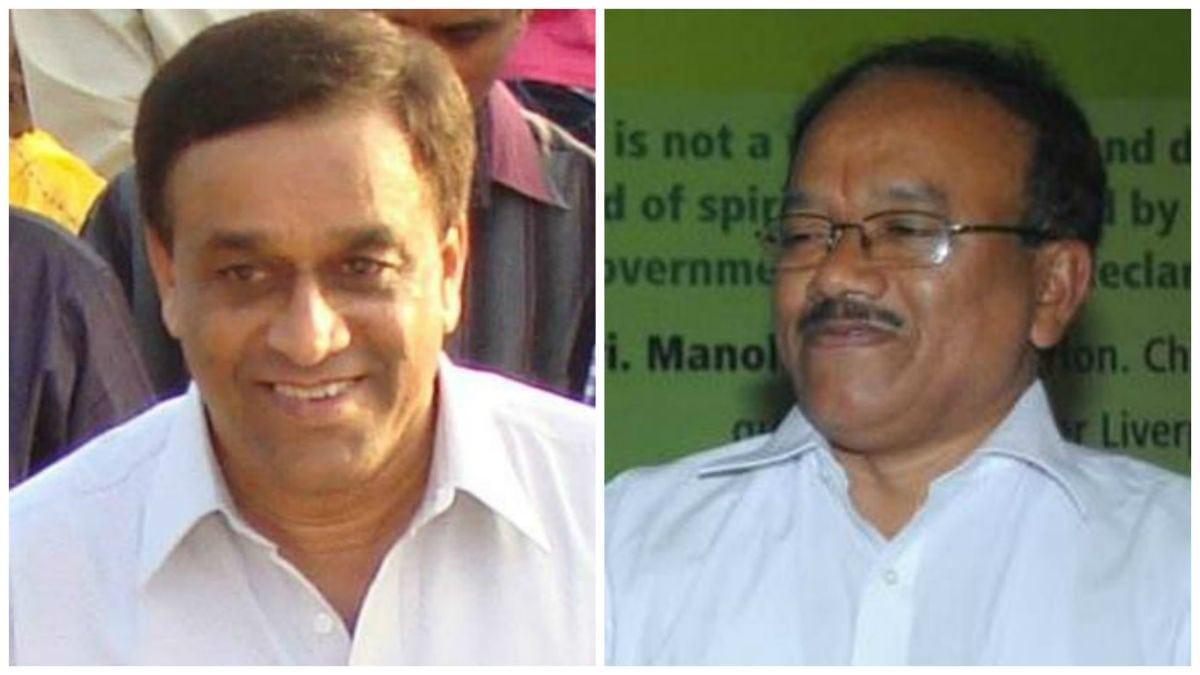 Finally Dhavalikar Brothers Sacked Chief Minister Laxmikant Parsekar