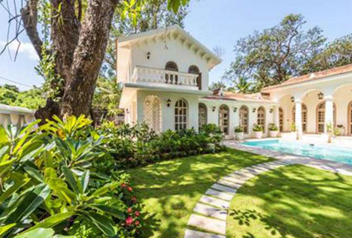 Image result for 6. Sunil Gavaskar Isprava villa – Goa