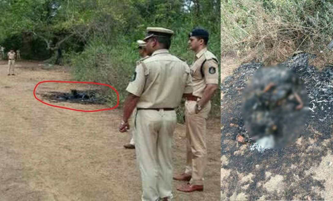 CHARRED BODY OF 20 YEAR OLD GIRL FOUND IN SIOLIM