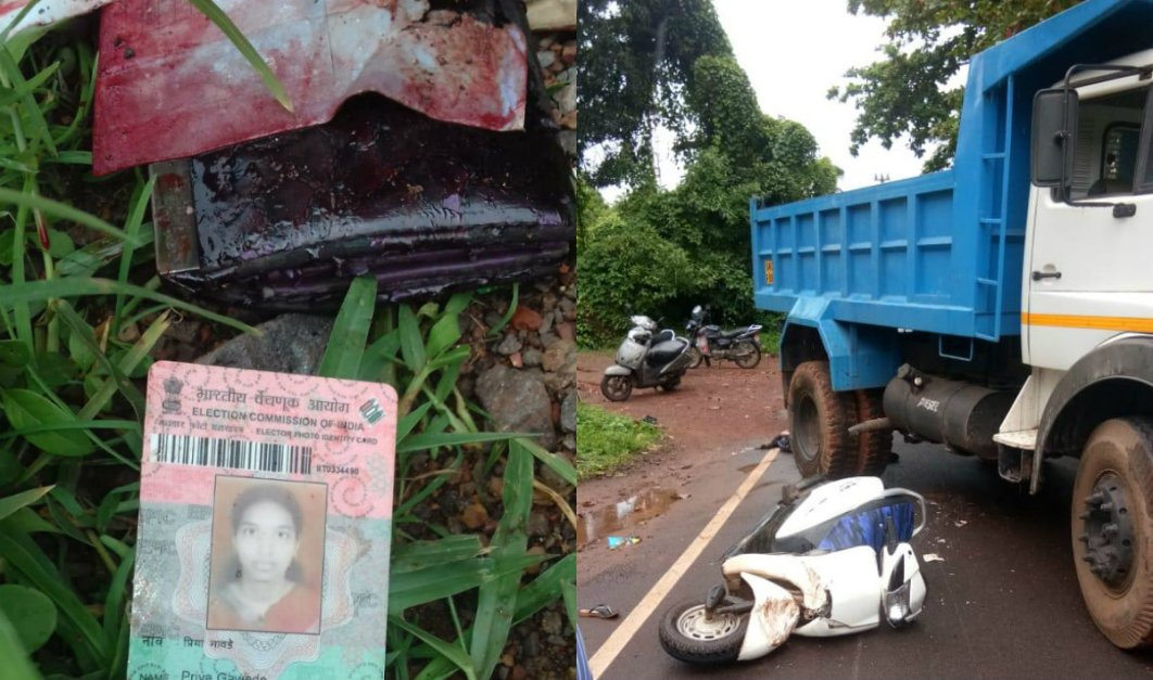 20-Year-Old Girl Dies in a Road Accident