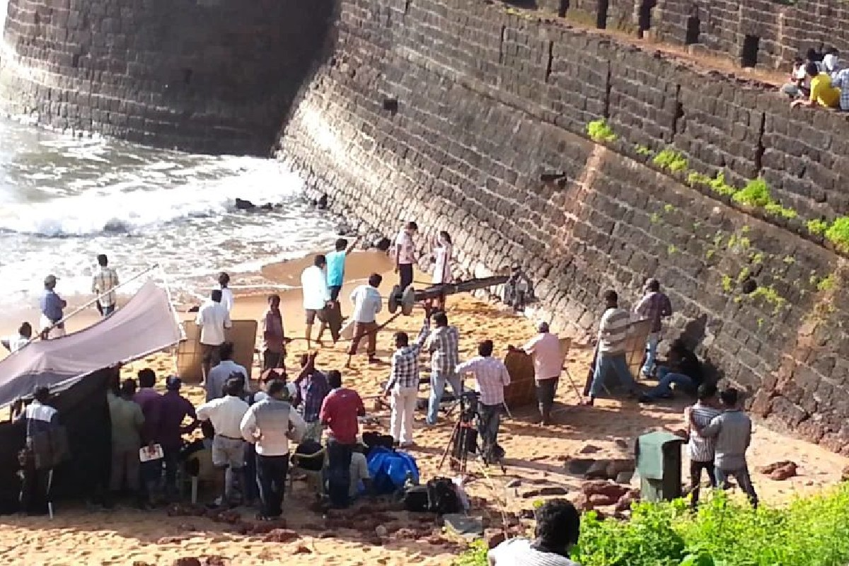 Film Shoots in Goa