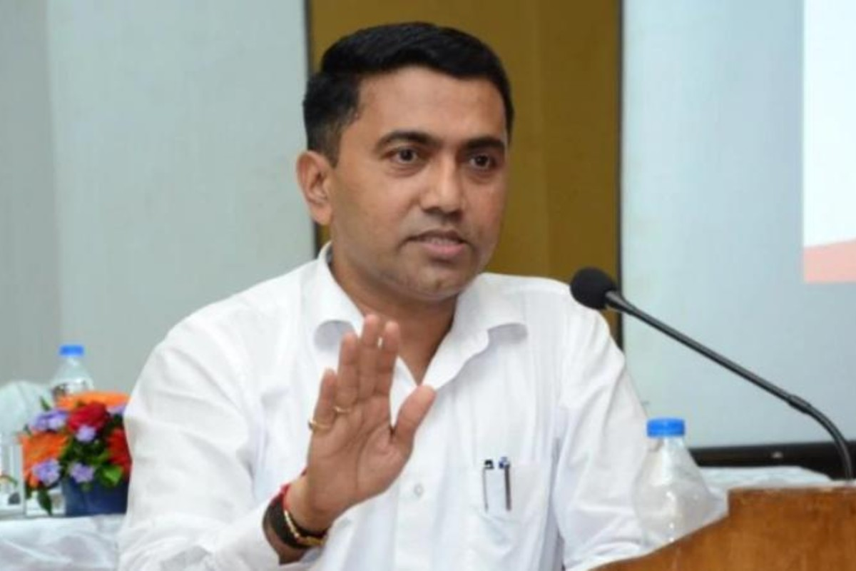 Dr Pramod Sawant says No Community Transmission of COVID in Goa