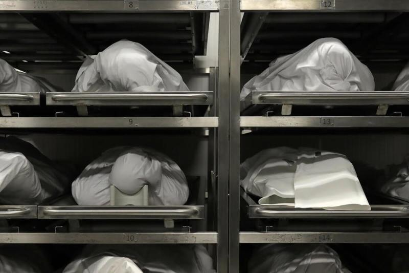 Morgue in South Goa