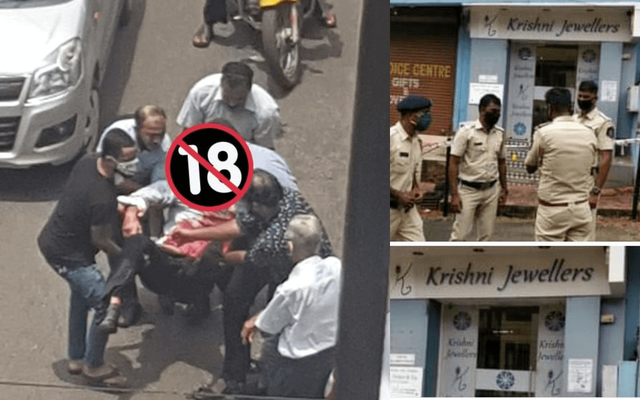 Jeweller Attacked at Margao