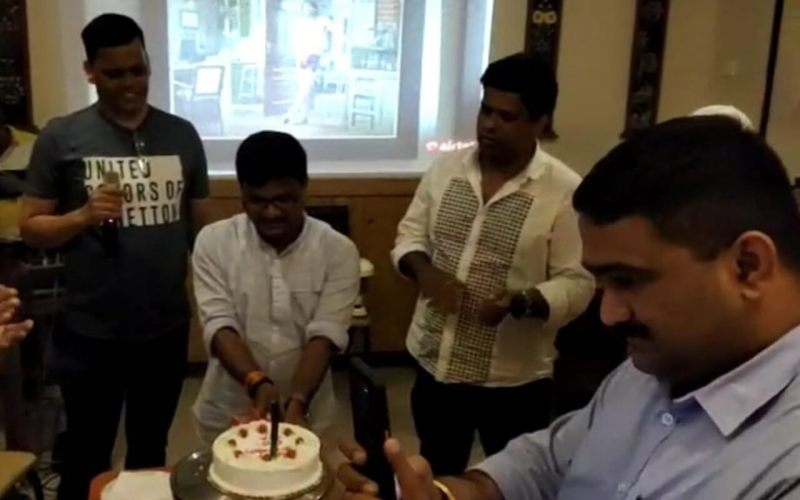 MMC Chief Officer Birthday Celebration
