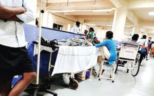 Covid Treatment in Government Hospital