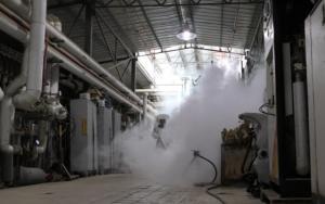 The Ammonia Leak Incident