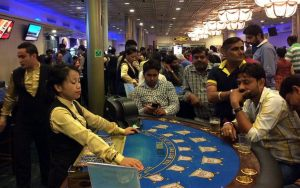 AAP Demands Shutting Down of Goa Casinos