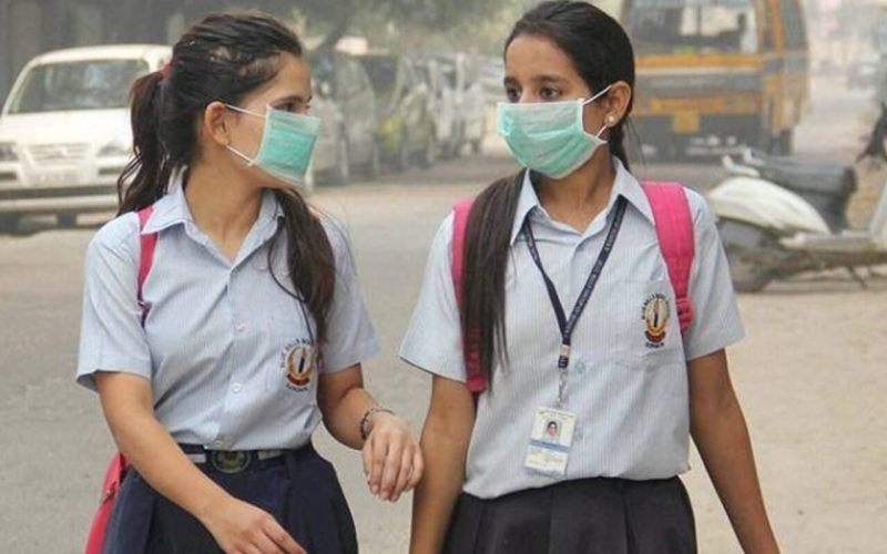 Schools Have Reopened Partially in Goa