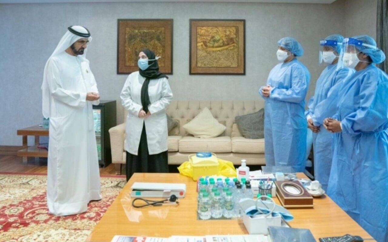 UAE Becomes The First Country In The World To Receive The Covid-19 Vaccine