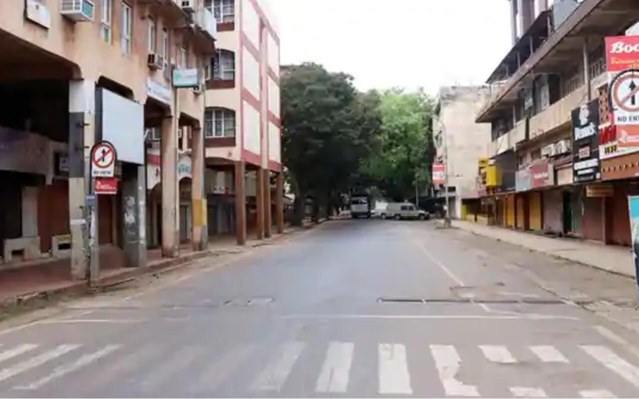 Lockdown in Goa