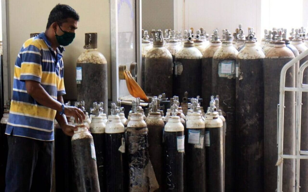 Deaths Due to Oxygen Shortage at GMC