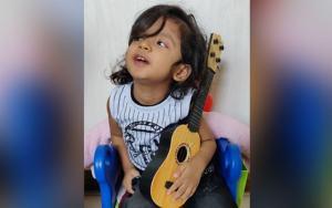 3 year old Aayansh