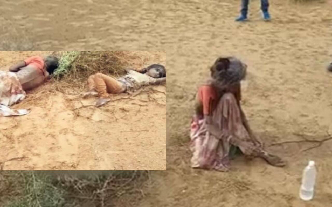 5 Year Old Girl Dies of Thirst in the Deserts of Rajasthan