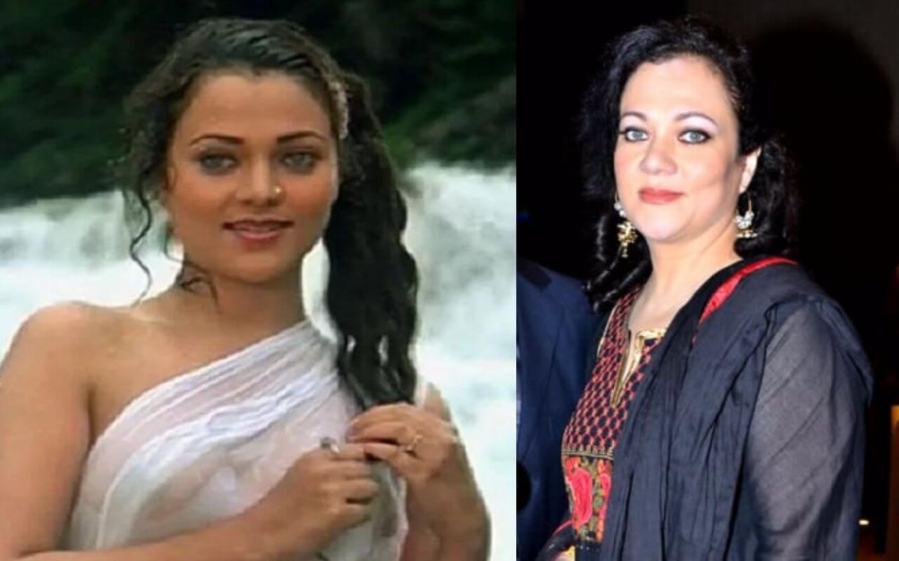 Ram Teri Ganga Maili Fame Mandakini
