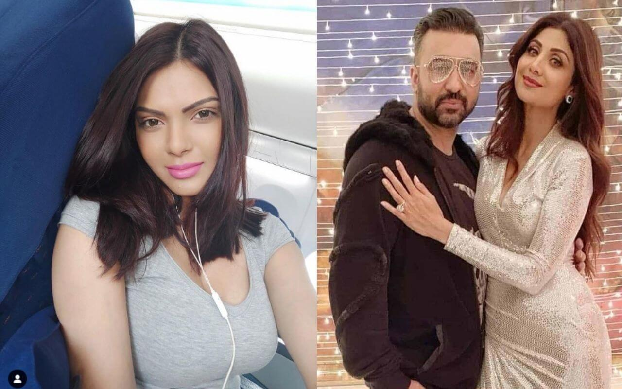 Raj Sexually Abused Me Says Sherlyn Chopra
