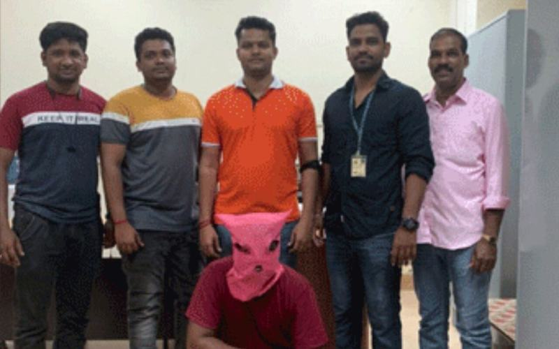 Jharkhand Man Arrested For Duping Students