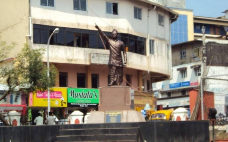 Dr. Ram Manohar Lohia Statue Went 'Missing