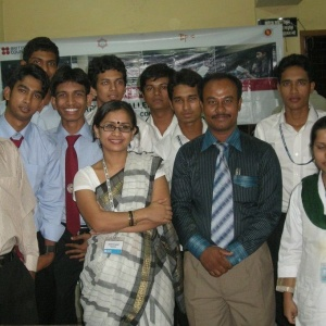 Skill Competition at Chittagong Polytechnic Institute