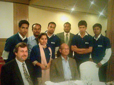 Skill Competition 2010 at Ruposhi Bangla Hotel