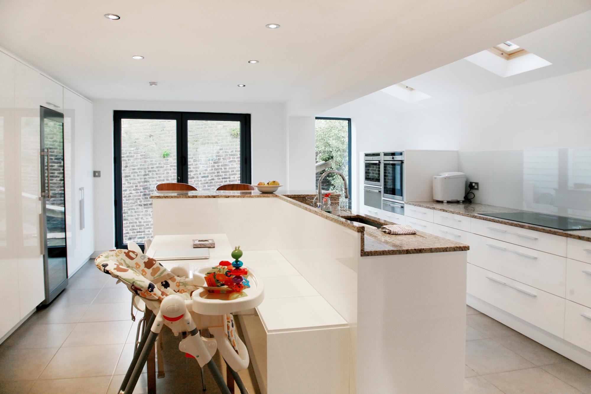 extension design ideas kitchen garden room - house extension ideas