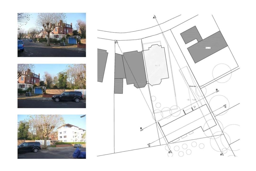 01 Highgate Haringey N6 House development Site plan 1200x800 Highgate I, Haringey N6   Residential property development