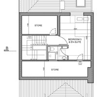 02 Highgate Haringey N8 House extension Upper floor plans Haringey Residential Architect Projects