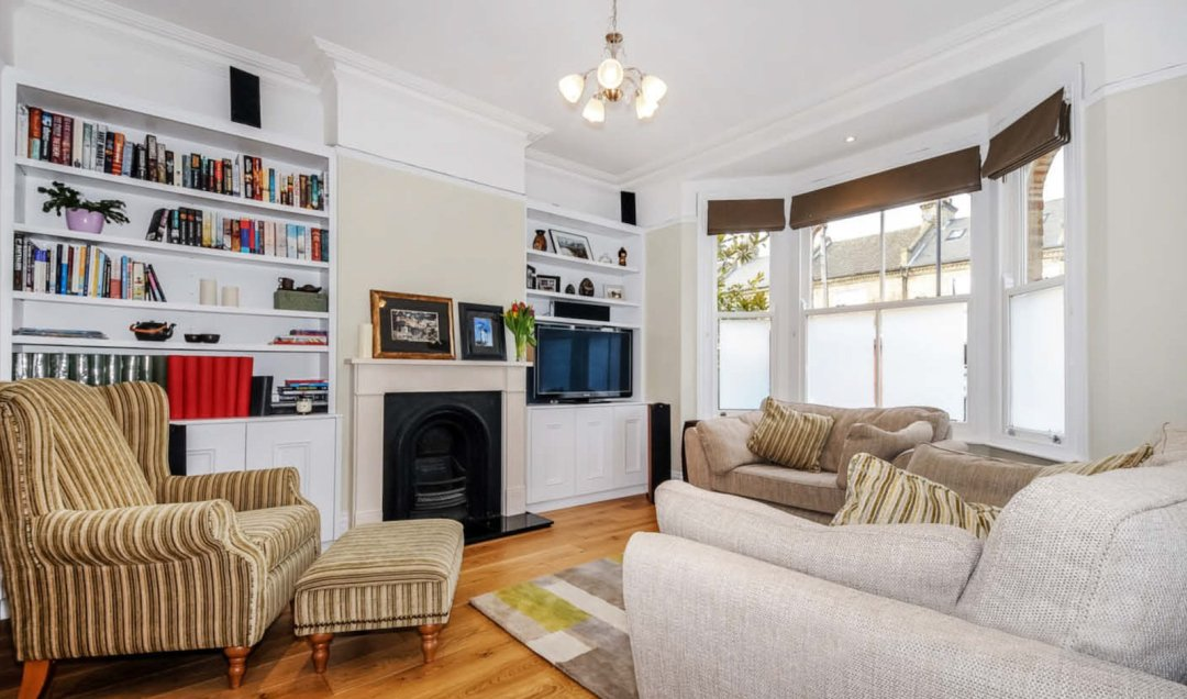 Herne Hill SE24 Rear house extension Living room Design Lambeth residential architect projects