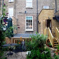 3. Kings Cross Islington WC1   Grade II Listed flat extension Flat extensions in London | Home ideas