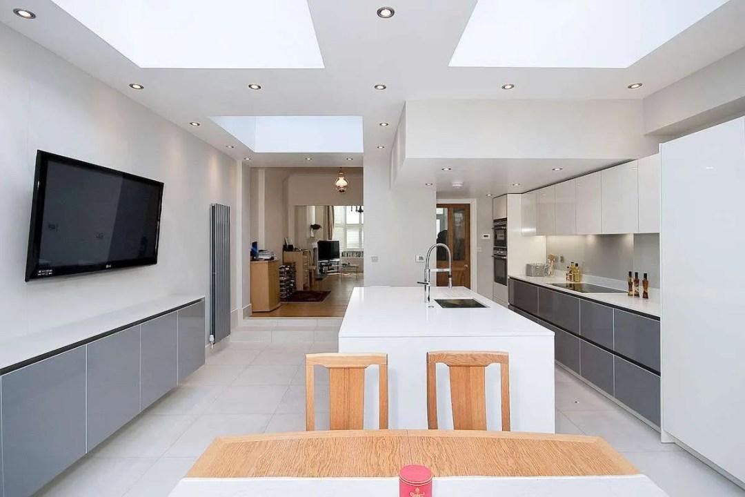 Architect designed Putney Wandsworth SW6 kitchen house extension Kitchen design 1200x800 Putney, Wandsworth SW6 | Kitchen house extension