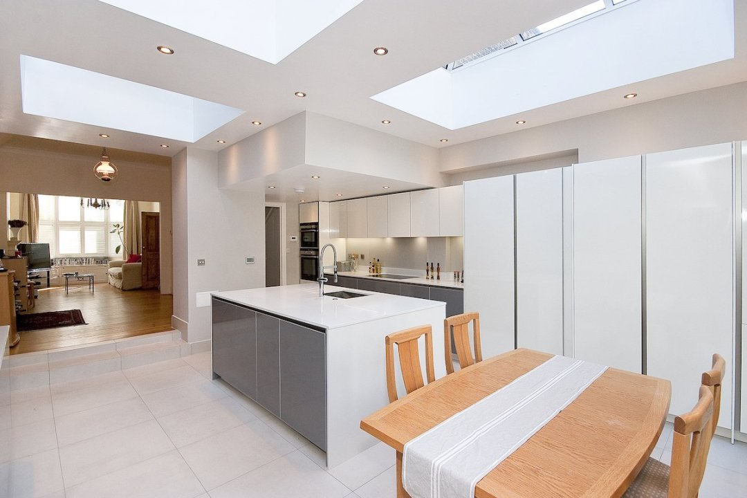 Architect designed Putney Wandsworth SW6 kitchen house extension Open plan layout 1200x800 Putney, Wandsworth SW6 | Kitchen house extension