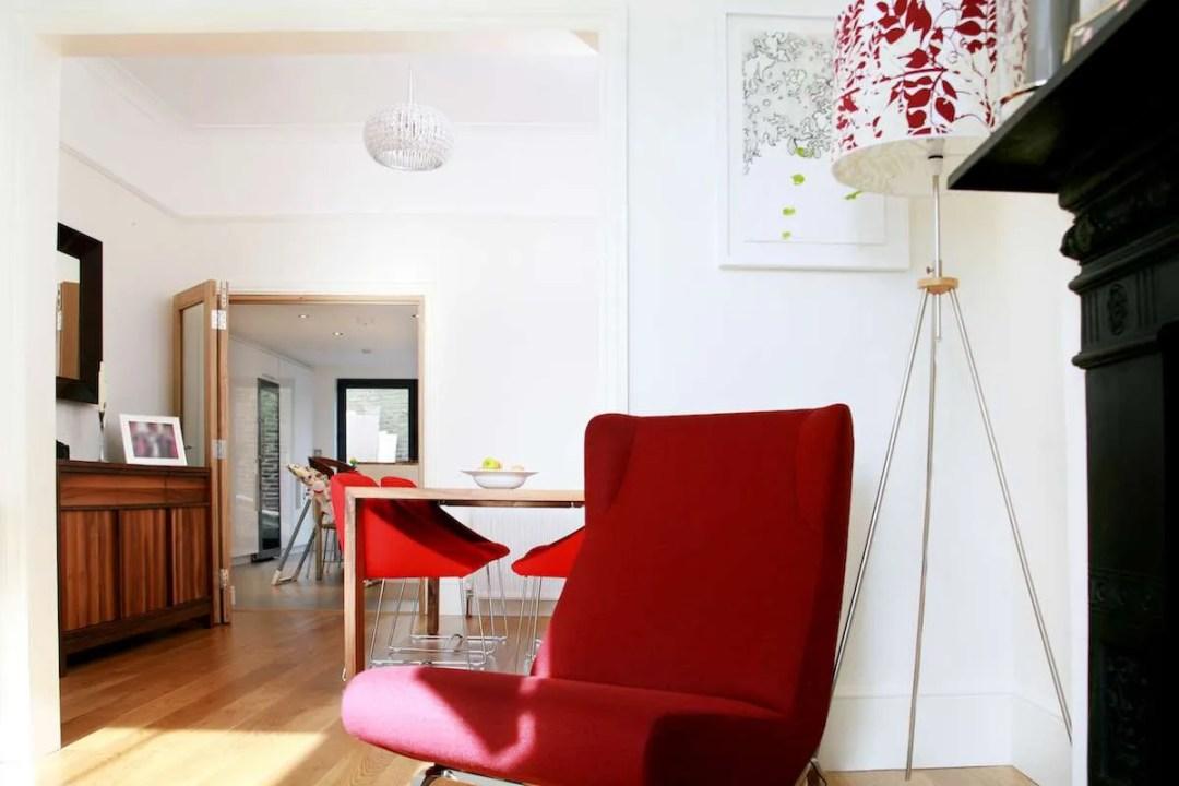 Architect designed house extension Highbury Islington N5 Dinning and living areas 1200x800 Highbury, Islington N5 | House extension