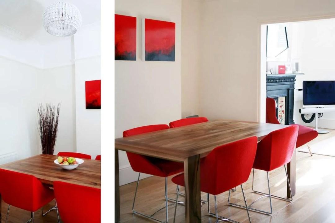 Architect designed house extension Highbury Islington N5 Ground floor dinning area 1200x800 Highbury, Islington N5 | House extension