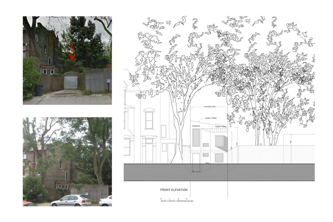 Highgate Haringey N8 Residential development feasibility study Elevation 1200x800 Highgate N8 | Residential development feasibility study