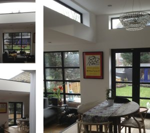 Grove Park Lewisham SE12 – House rear extension – Internal photos 300x266 Grove Park, Lewisham SE12 | House extension