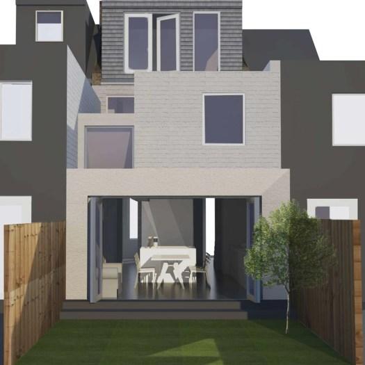 Camden residential architect design ideas   GOAStudio