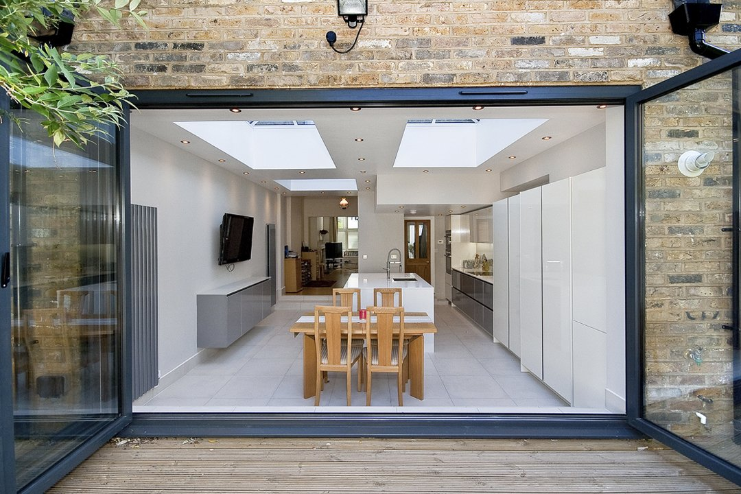 Wansdworth residential architect projects GOAStudio Architects Wandsworth residential architect projects