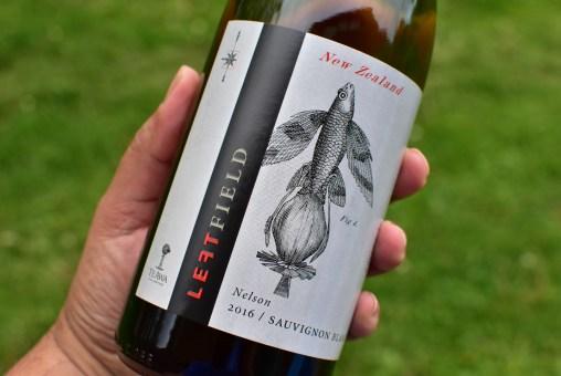 New Zealand's Te Awa Left Field Sauvignon Blanc