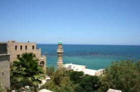 Aussicht in Jaffa