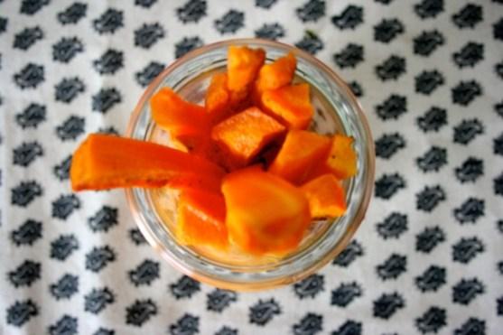 Karottensticks