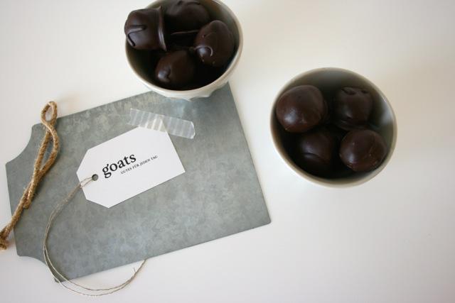 Kokosbällchen mit Schokolade5