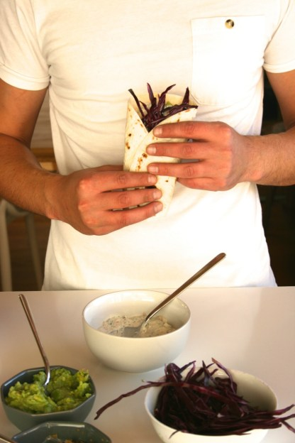 Wraps mit Quinoa und Räucherfisch 07