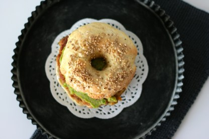homemade Bagels10