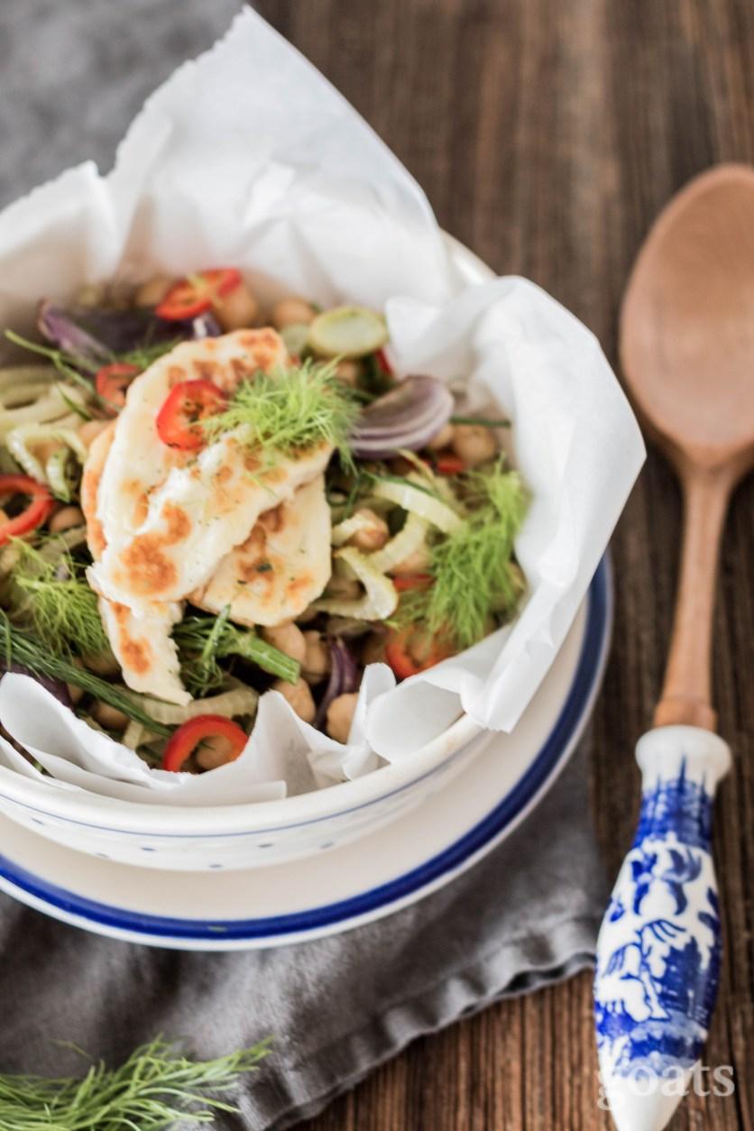 Fenchel-Kichererbsen-Salat (12 von 12)
