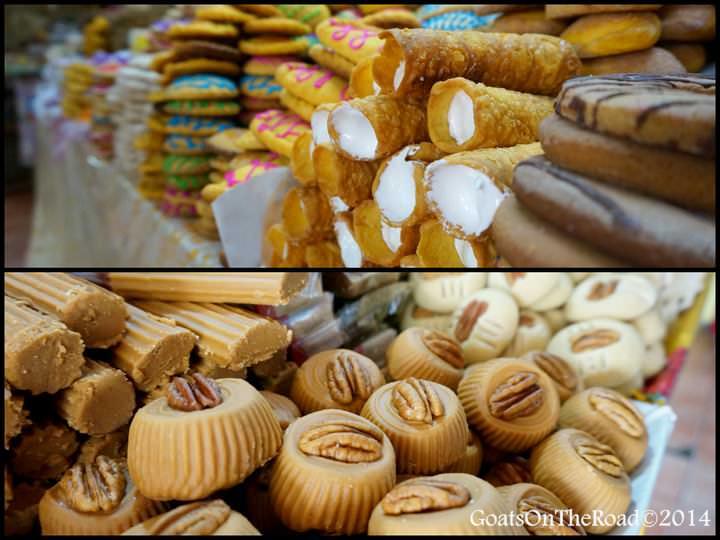 sweets market san cristobal de las casas