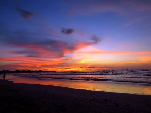 best places to travel in january costa rica