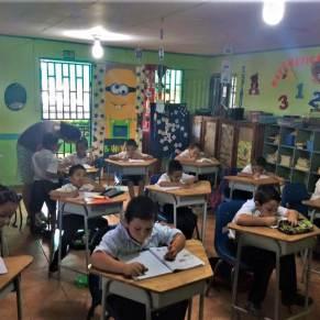 Classroom in Costa Rica