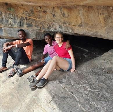 Anja's Medical Internship in Ghana (14)
