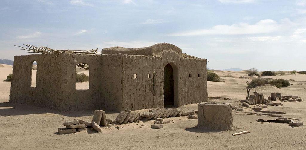 Viesca, Coahuila - Pueblos Mágicos -, Casa en las dunas de Bilbao.