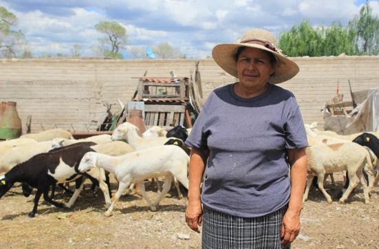 mujeres en Zacatecas
